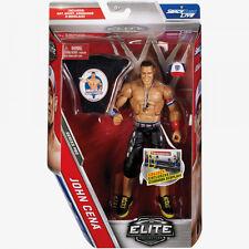 Official Mattel WWE - Elite Series 50 Smackdown John Cena Wrestling Figure