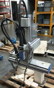 Yamaha Motors THREE-Axis Robot Type Electric Slider HXYT #950TAW