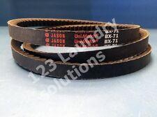Generic washer/dryer Cogged V-Belt for Jason Bx71 (ih)