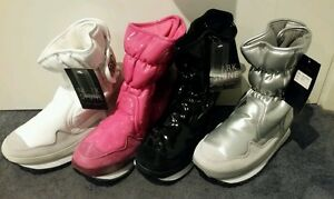 BNWT MARK STONE SNOW SPACE MOON UGG BOOTS WOMEN SIZE 40 41 42