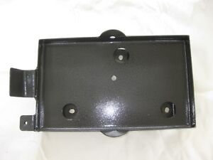 2002 to latest, Pajero Battery Tray, Steel Replacement.  Start Battery N70 size