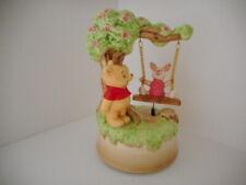 Disney Winnie The Pooh & Piglet Music Box