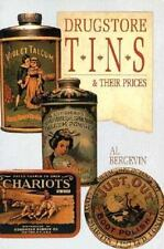 Drug Store Tins by Al Bergevin (1990, Paperback)