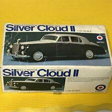 db314  Entex Silver Cloud II Rolls Royce 1/24