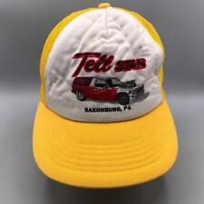 Vintage Tell Star Hot Rod Mesh Adjustable Snapback Trucker Hat Cap