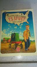 Reif Larsen - L'extravagant voyage du jeune et prodigieux TS Spivet