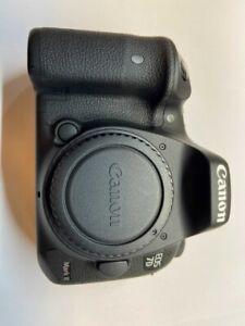 "Canon EOS 7D Mark II [20,9MP, Full HD, 3""] schwarz - AKZEPTABEL"