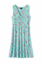 New Crew Clothing Womens Summer Jersey Dress in Peppermint
