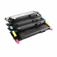 Compatible Toner Cartridge for Samsung CLP-365W (4-Color pack)