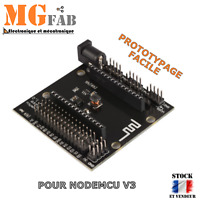 NodeMcu V3 extension ESP8266 Board Breakout  Développement Expander WIFI Arduino