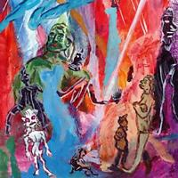 GOAT GIRL Goat Girl (2018) 19-track vinyl LP album NEW/SEALED