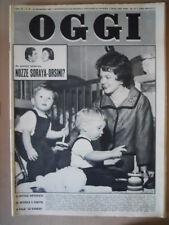 OGGI n°52 1959 Maria Pia di Savoia Jole Veneziani Ali Khan Rita Hayworth  [G774]