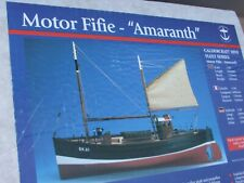 AMERANTH by CALDERCRAFT-1/40 SCALE-BOXED KIT WITH EXTRAS