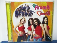"Aroma ""Amor de 3"" - CD - MINT condition (E18-154)"