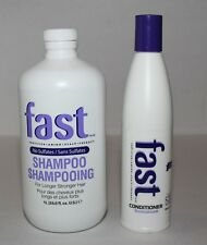 Details about  NISIM FAST Shampoo & Conditioner Set - 1L / 33oz- GROW HAIR FAST