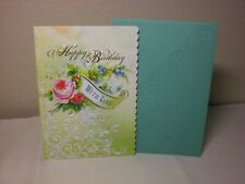 Carol's Rose Garden - Happy Birthday to a Friend - Roses on front