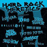 HARD ROCK HERETICS-HARD ROCK HERETICS VINILO NEW VINYL RECORD