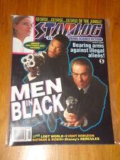 STARLOG #241 SCI-FI MAGAZINE AUGUST 1997 MEN IN BLACK GEORGE OF THE JUNGLE