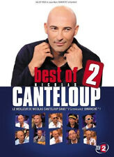 16418 // NICOLAS CANTELOUP BEST OF  COFFRET 2 DVD NEUF DUREE 4H06