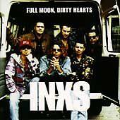 INXS Full Moon Dirty Hearts CD Promo