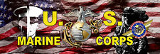 "US Marine  ""Truck Rear Window Graphic"" Free your symbol, logo, text..."