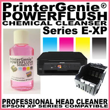 Printer Head Cleaner Fits: Epson Expression XP-322 - Nozzle Cleanser