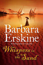 Whispers in the Sand by Barbara Erskine, New Book (Paperback)