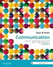 Communication: Core Interpersonal Skills for Health Professionals 3rd Edition (3
