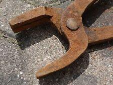 alte Schmiedezange Zange Schmied Nr. 2297/06 ca. 56 cm