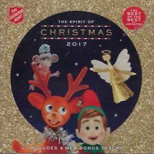 SPIRIT OF CHRISTMAS 2017 CD - Best of the Best Second Edition - Bonus Tracks