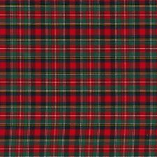 100% Cotton Fabric Yarn Dyed Fashion Tartan Check Plaid