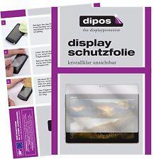 2x Asus ZenPad 10 (Z301 ML/MFL) Schutzfolie klar Displayschutzfolie Folie