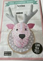 The Plush Deer Simply Sewing Pattern Brand New Unopened