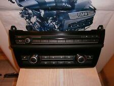 BMW F10 F11 LCI RADIO CD CLIMATE CONTROL PANEL 9263757 GENUINE