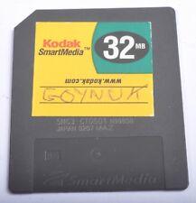 32MB SMARTMEDIA CAMERA MEMORY CARD