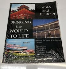 Bringing The World To Life Asia & Europe By Michelle Zoppa