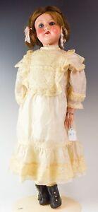 "27"" Antique Armand Marseille Mold 390 Dolly Face Doll  - NO RESERVE - AL1"