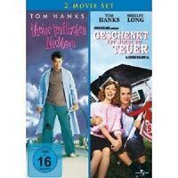 TEUFL NACHBARN/GESCHENKT IST NOCH ZU TEUER - 2 DVD NEUWARE TOM HANKS