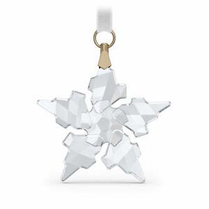 Swarovski Crystal 2021 LITTLE STAR ORNAMENT 5574358 Not Dated