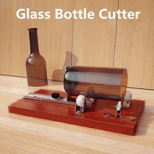 Glass Beer Wine Bottle Jar Cutter Scoring Machine Cutting Tool Kit DIY Crafting