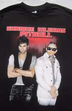 Enrique Iglesias + Pitbull 2014 tour Small concert T-Shirt
