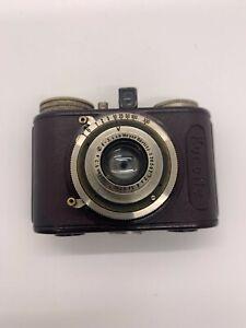 Excellent Very Rare Kochmann Korelle-K Half Frame vintage Camera, s.no. 2556065