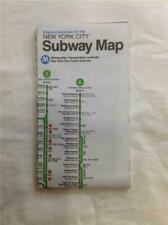 Карта метро NYC