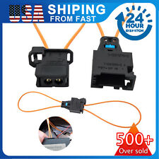 US MOST System Diagnostic Kit Fiber Optic Loop Bypass Male & Female Plug Φ1.0