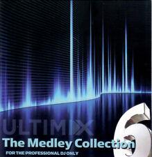 Ultimix Medley Collection Vol 6 Rock Hip Hop Modern Pop Flashback & Funk Medleys