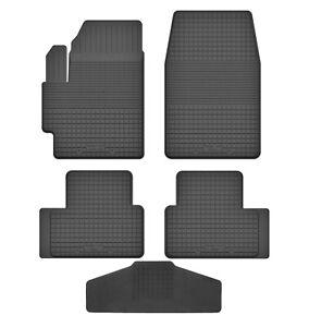 Fußmatten für Mitsubishi Colt 6 / 7 2004 - 2012 Z30 Gummi Gummimatten