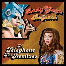 NEW - Telephone: The Remixes by Lady GaGa; Beyonce