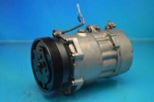 AC Compressor Fits VW Golf Jetta Passat Cabrio Rabbit (1 year Warranty) R57591
