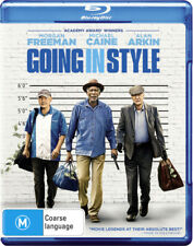 Going in Style  - BLU-RAY - NEW Region B