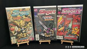 Marvel Slingers Issues 2-4 (1999) Bagged & Boarded